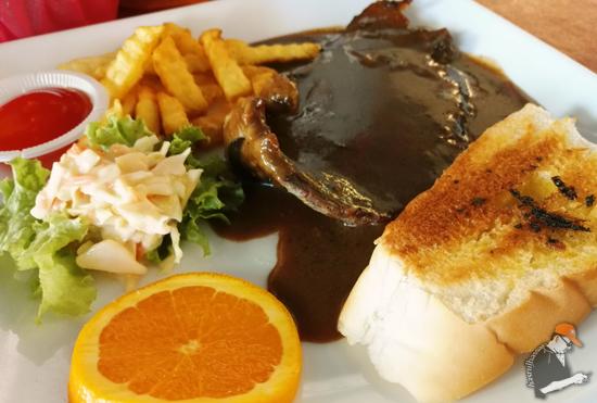Sedapnya Steak Ala Malaysia