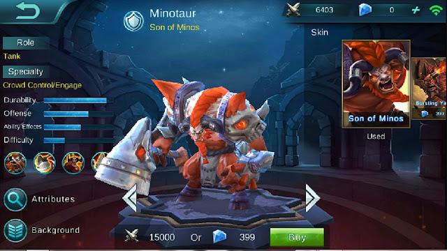 Wajib Coba ! 6 Hero Terkuat Untuk Tingkatkan Ranked Urutan Divisi Mobile Legends 2018