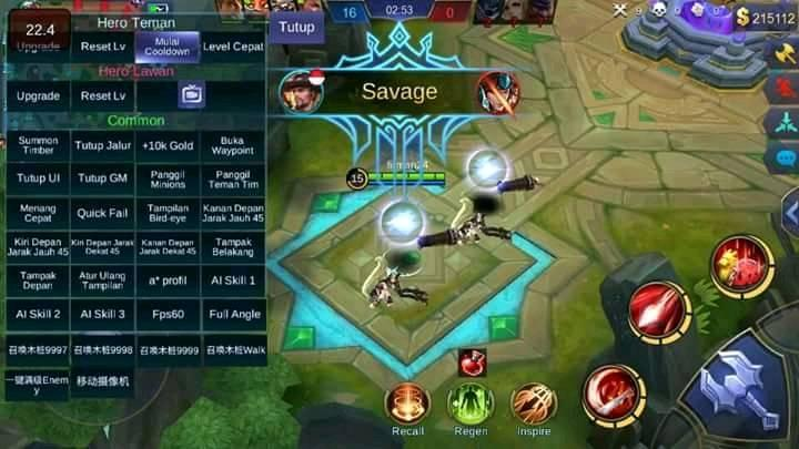 Download Game Mobile Legend Bang Bang Mod Apk Terbaru