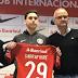 """Sarrafiore diz que acompanhava Inter da Argentina e agradece apoio da torcida: """"Estou muito feliz"""""""
