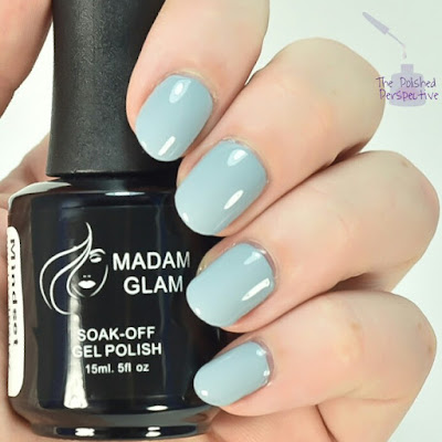 madam glam mindset swatch