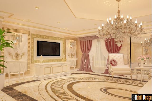Amenajari interioare case clasice - Amenajare baie de lux casa Constanta