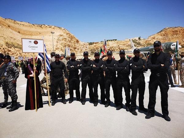 Στην κορυφή της Ευρώπης η ΕΚΑΜ σε διαγωνισμό στην Ιορδανία...⇒⇒⇒ΦΩΤΟ
