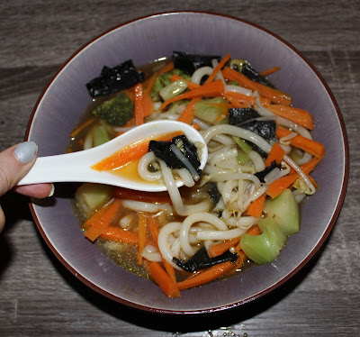 Vegan Udon Soup