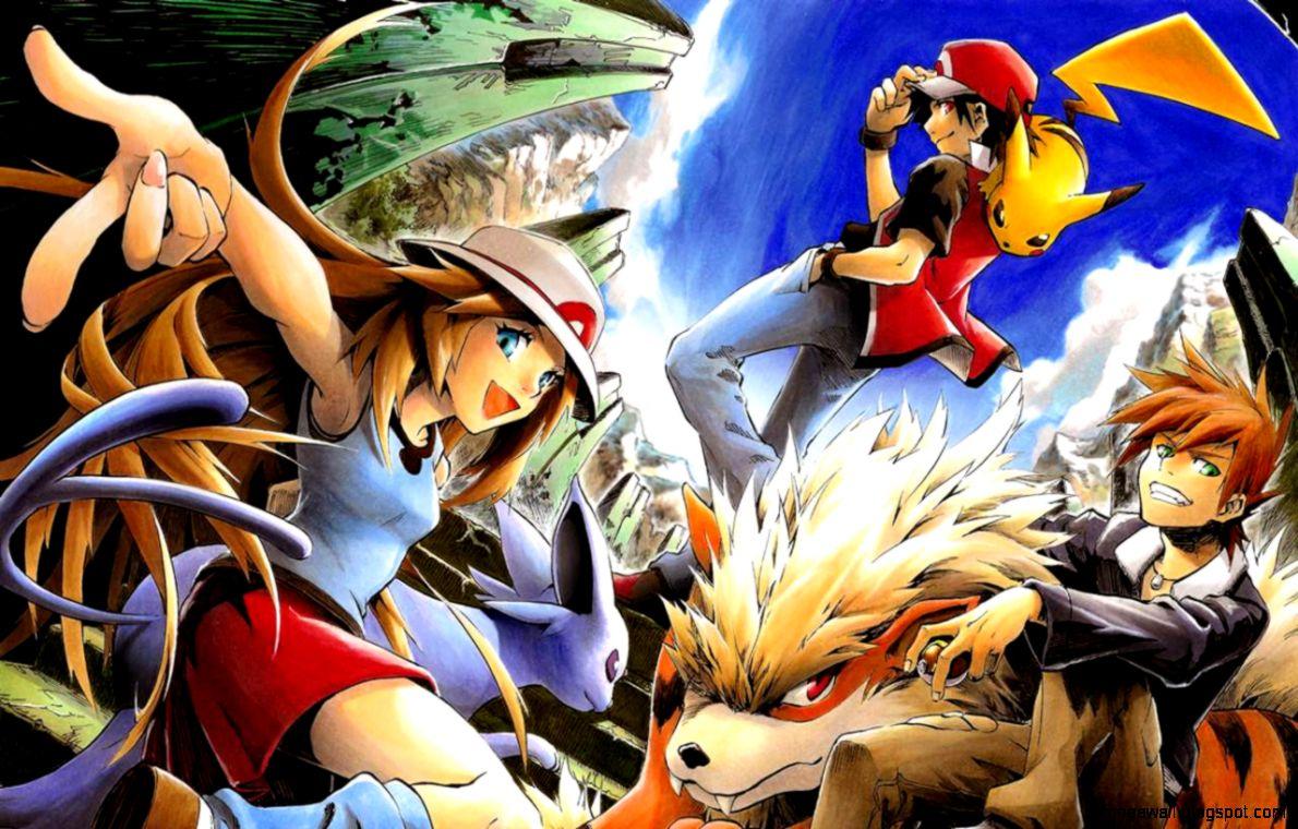 Anime Pokemon Wallpaper Mega Wallpapers