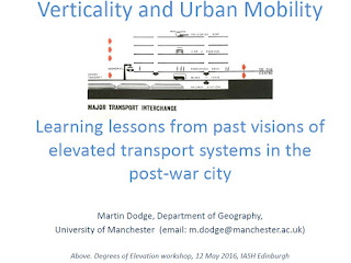 Verticality and Urban_Mobility presentation