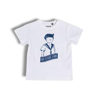 FERDL T-Shirt für 4 - 8 Jahre