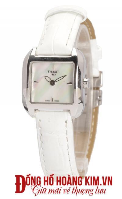 đồng hồ nữ dưới 1 triệu mới mặt vuông
