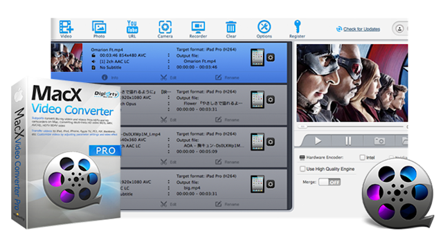 Download and Convert Video on Mac with MacX Video Converter Pro [Giveaway]
