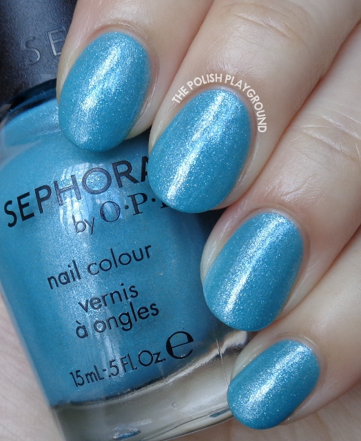 Sephora by OPI Bright as a Feather