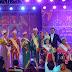 Alegría y diversión en la coronación de los reyes del Nuevo Carnaval de Mérida