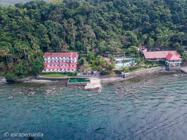 Best Beach Resorts in Anilao, Mabini, Batangas- Eagle Point Beach & Dive Resort