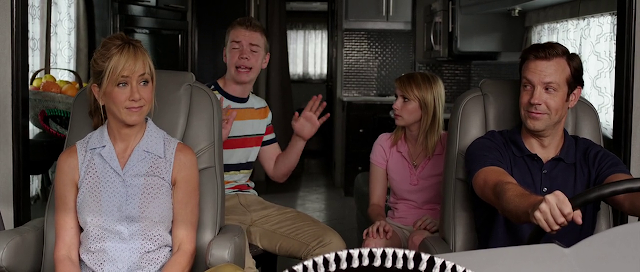 We're the Millers (2013) Extended Dual Audio [Hindi-English] 720p BluRay ESubs Download