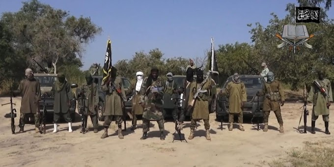 This is where Boko Haram leader is hiding [Video]