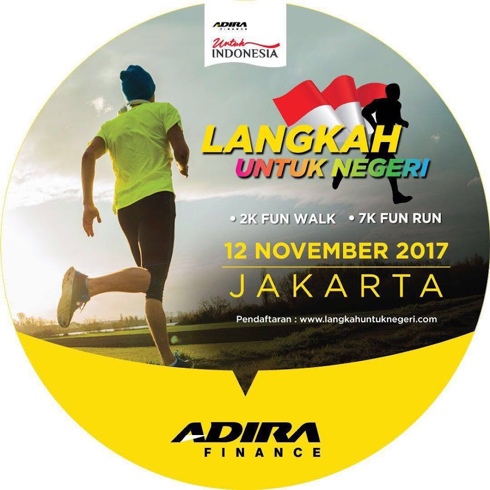 Adira Finance Langkah Untuk Negeri - Jakarta • 2017