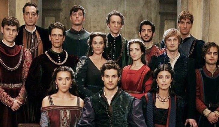 Medici 2 - The Magnificent | il cast