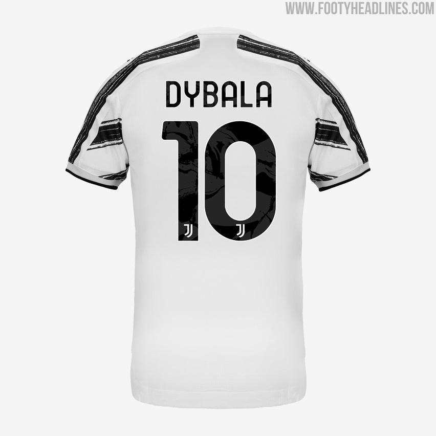 Juventus 2020-21 Home Kit Released - Footy Headlines