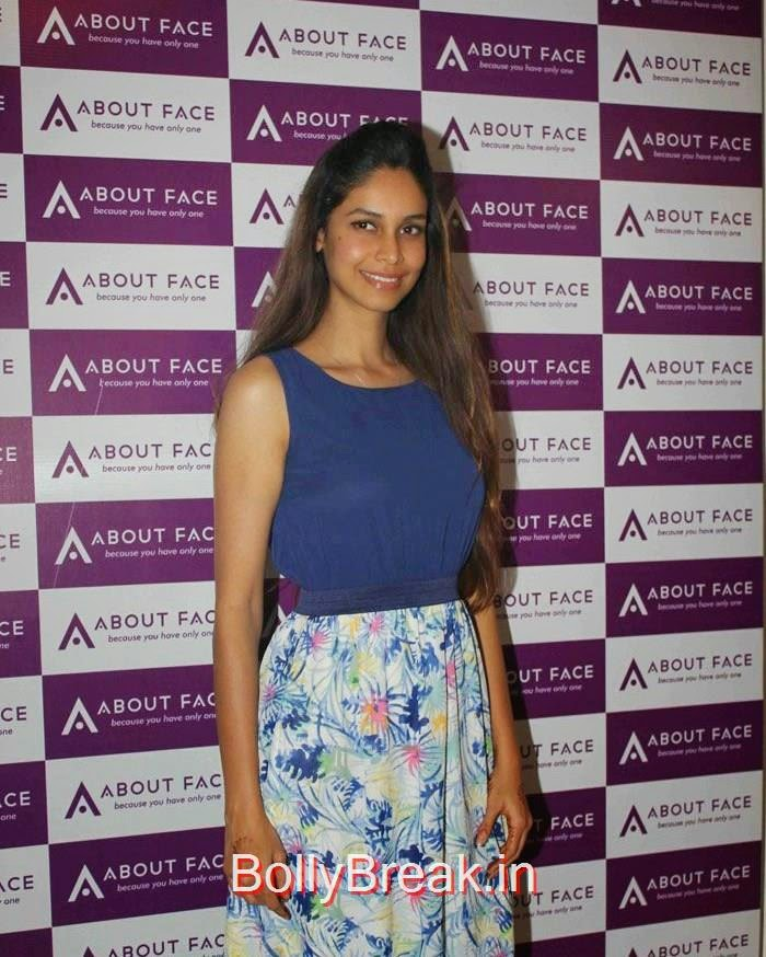 Amruta Patki, Malaika Arora Khan Hot HD Images At About Face skin care & Aesthetics Center Launch