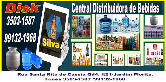 Central Distribuidora de Bebidas do Silva