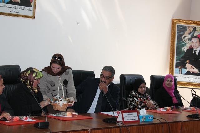 أكاديمية طنجة تطوان الحسيمة تحتفي بالمرأة بمناسبة يومها العالمي