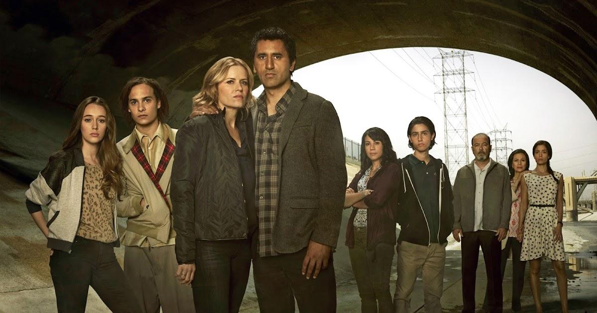 Fear The Walking Dead Schauspieler