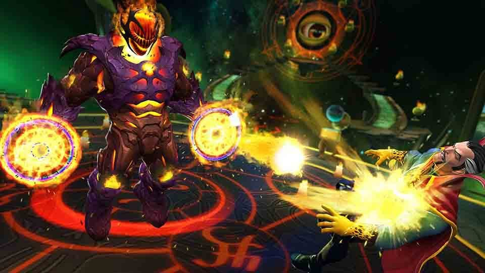 Thậm chí kể từ khi cố gắng chinh phục các cõi địa ngục, Dormammu đã không  đóng vai trò trực tiếp trong việc đe doạ vũ trụ Trái đất-616.