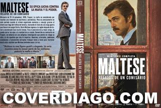 Maltese - Il romanzo del commissario - Relatos de un comisar