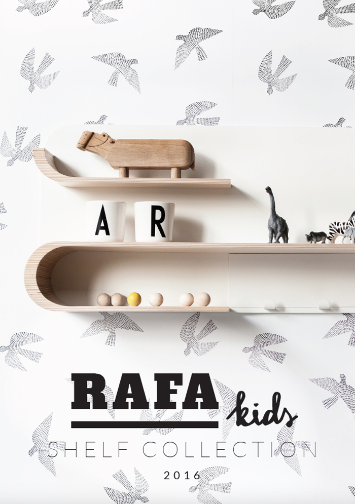 Rafa-kids shelves collection