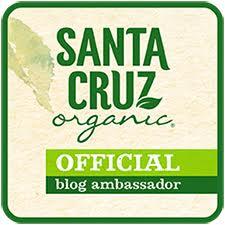 Santa Cruz Organic Blog Ambassador