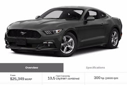 2015 Ford Mustang GT Premium Specs
