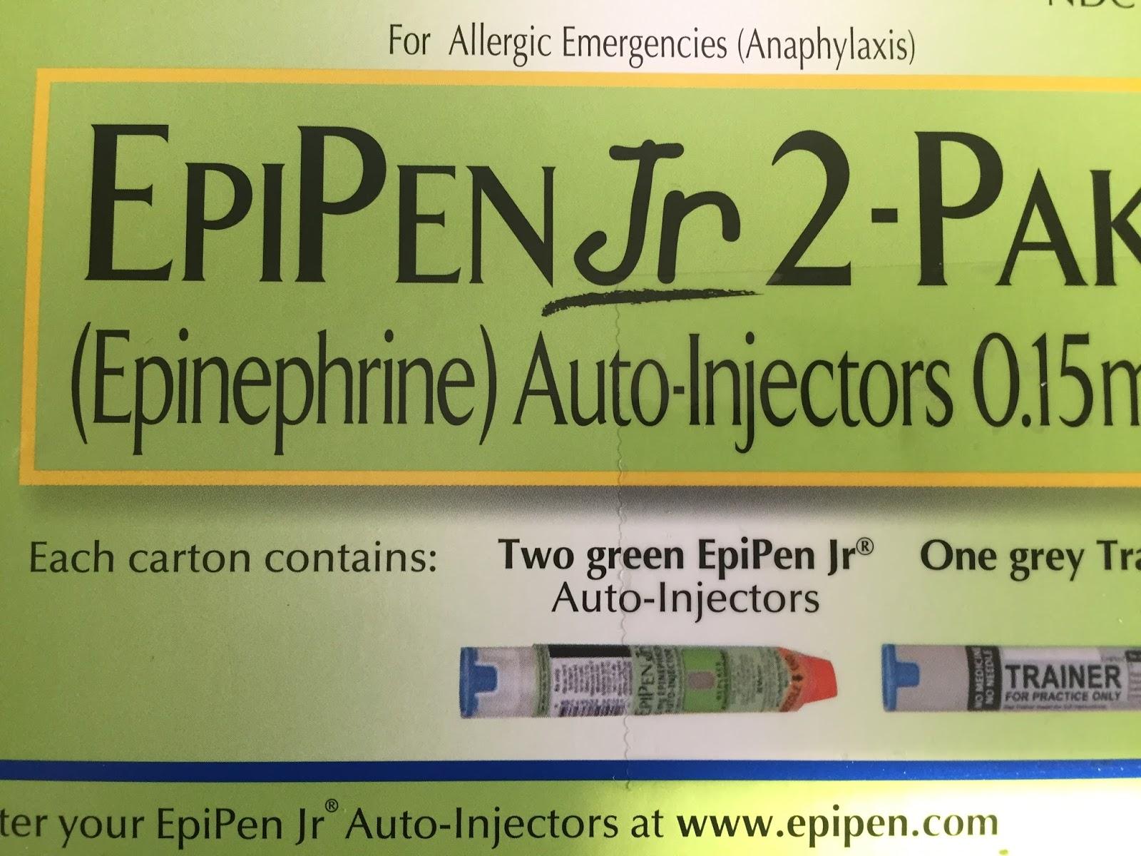hight resolution of stop epi pen price gouging