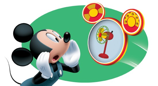 mickey mouse toodles clipart - photo #27