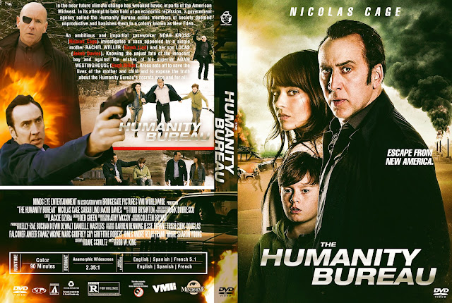 The Humanity Bureau DVD Cover