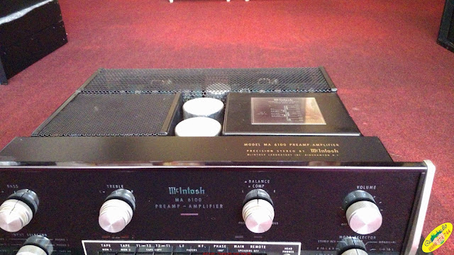 Amplifier McIntosh - MA 6100 - Made in USA