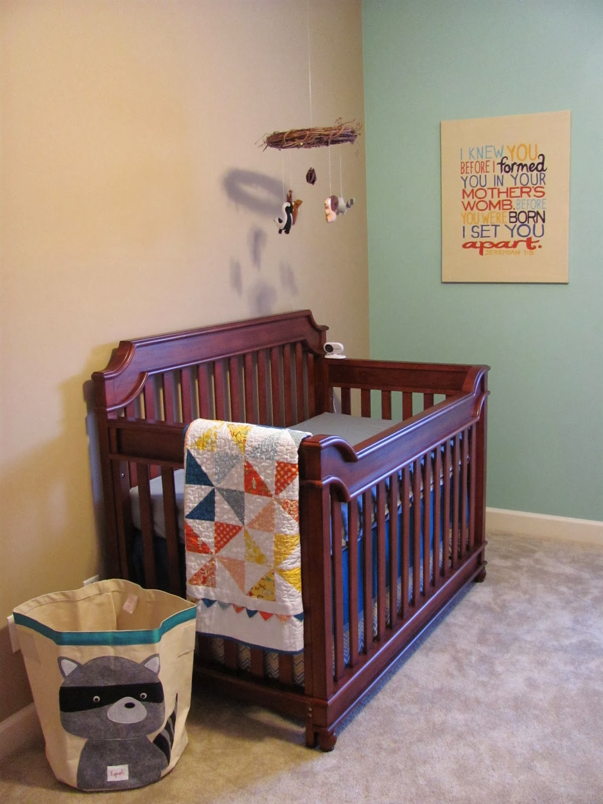 Angelyn S Rambelyns Bright And Whimsical Woodland Nursery