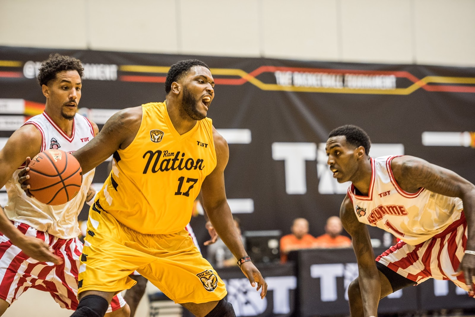 1b083a927823 Ram Nation returns to TBT quarterfinals with commanding win