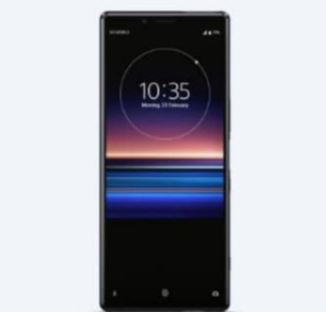 Sony Xperia 1 With 6.5-Inch 219 the Best Display Listed by UK Retailer,
