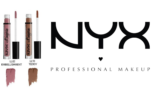 NYX lingerie REVIEWS: Teddy & Embellissement