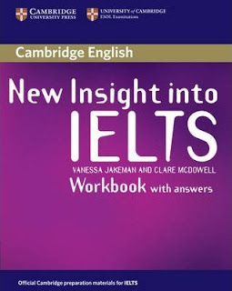 Cambridge New Insight Into IELTS Workbook with Answers