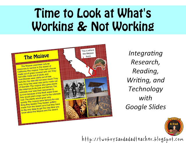 Integrating Research, Writing and Technology