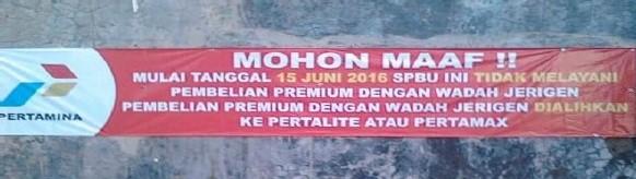 Aturan Baru dari Pertamina Untuk Penjual Eceran