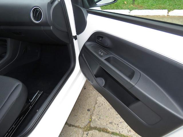 VW Up! 2018 - take Up - interior