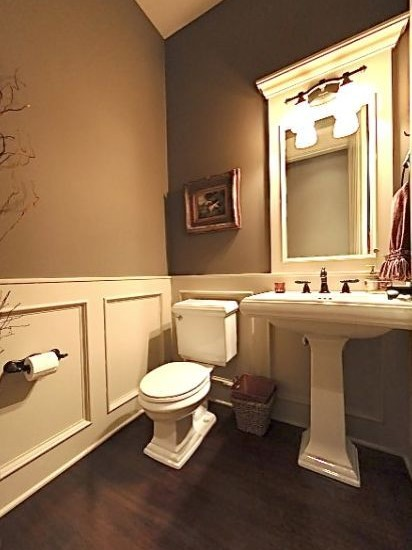 Half Bathroom Or Powder Room: Candy Castle Dreams: Tips On Getting Ready For Houseguests