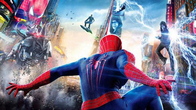Análise - O Espetacular Homem-Aranha 2: A Ameaça de Electro