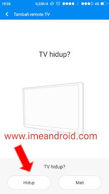 Cara menggunakan hp xiaomi redmi x jadi remote