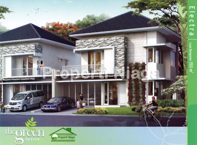 Rumah-Cluster-The-Green-Tipe-Electra