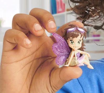 Фея с крылышками Fizz N Surprise Fairy