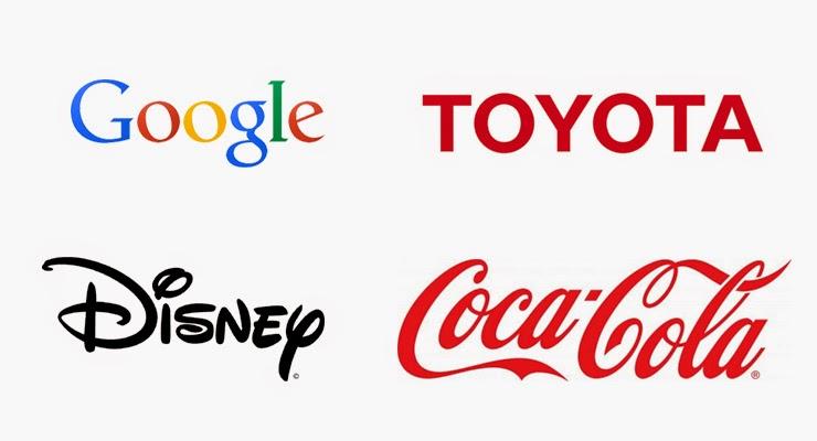 marcas famosas