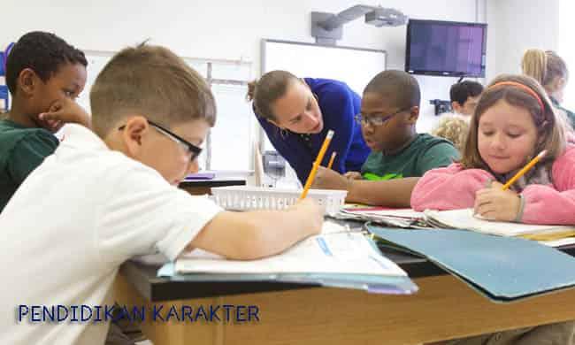Tujuan pendidikan karakter terhadap anak usia dini