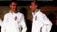 Sergey Sirotkin Robert Kubica Williams 2018